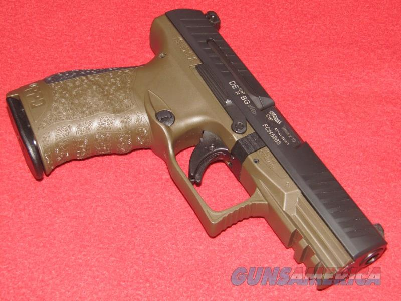 Walther PPQ Pistol (9mm)  Guns > Pistols > Walther Pistols > Post WWII > P99/PPQ