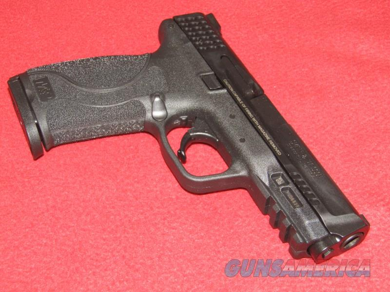 S&W M&P 40 2.0 Pistol (.40 S&W)  Guns > Pistols > Smith & Wesson Pistols - Autos > Polymer Frame