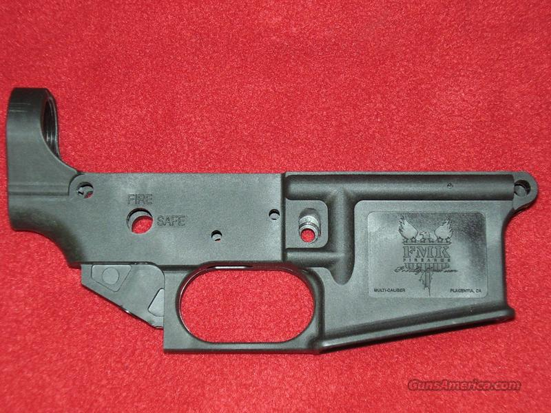 FMK AR-1 Patriot AR-15 Lower  Guns > Rifles > F Misc Rifles