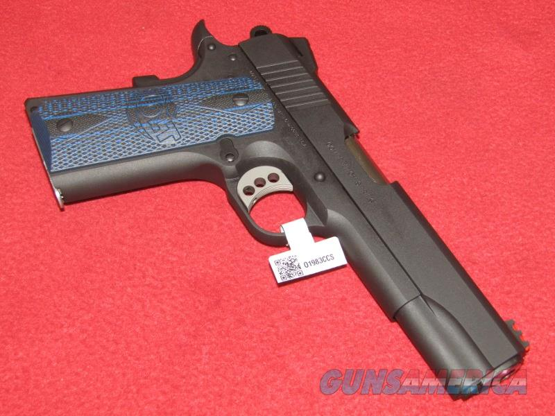 Colt Competition Government Model 1911 Pistol (.38 Super)  Guns > Pistols > Colt Automatic Pistols (1911 & Var)