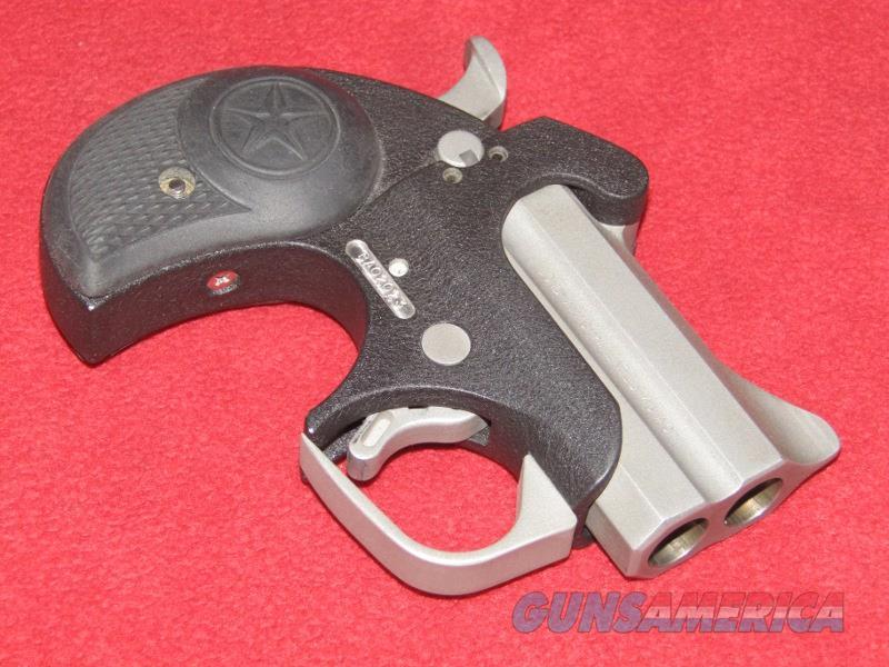 Bond Arms Backup Derringer (.45 ACP / .357 Mag.)  Guns > Pistols > Bond Derringers