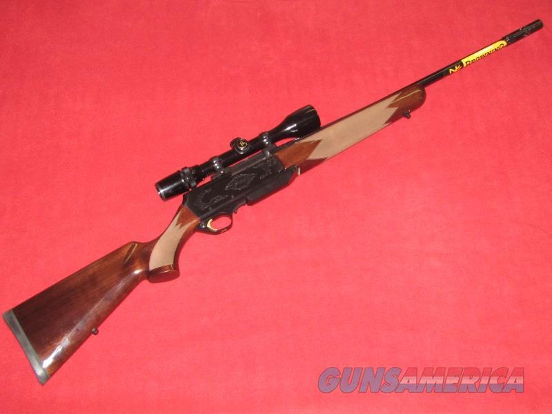 Browning BAR Safari Rifle (.300 Win. Mag.)  Guns > Rifles > Browning Rifles > Semi Auto > Hunting