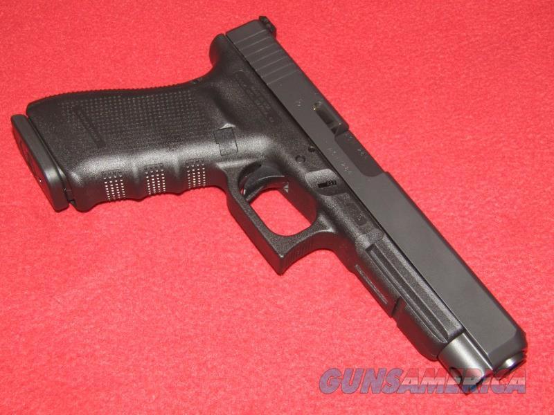 Glock 41 Gen 4 M.O.S. Pistol (.45 ACP)  Guns > Pistols > Glock Pistols > 41