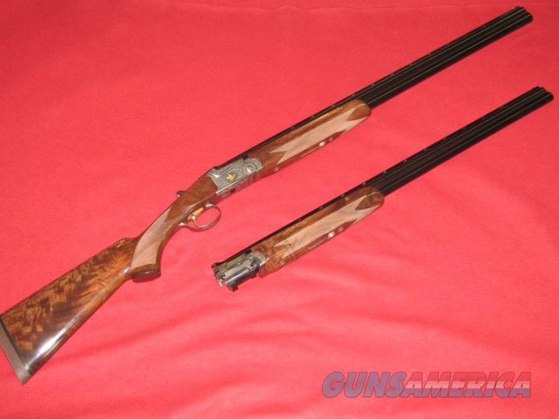 SKB Ducks Unlimited Model 685 Shotgun (20 Ga. / 28 Ga.)  Guns > Shotguns > SKB Shotguns > Hunting