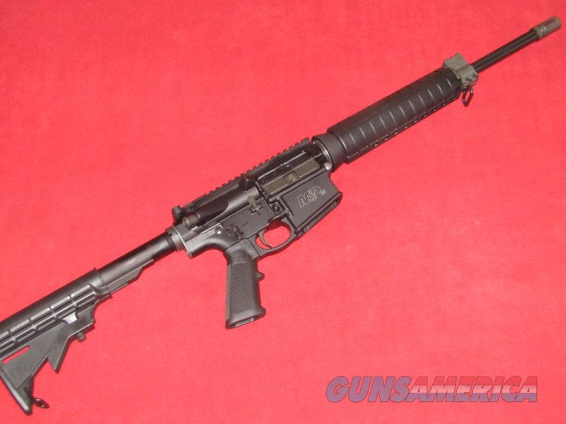S&W M&P-10 Rifle (.308 Win.)  Guns > Rifles > Smith & Wesson Rifles > M&P