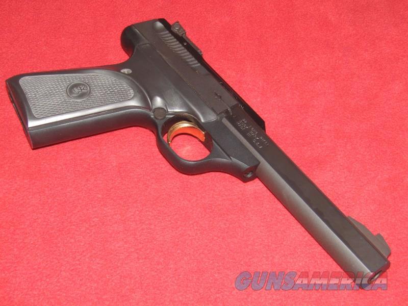 Browning Buckmark Pistol (.22 LR)  Guns > Pistols > Browning Pistols > Buckmark