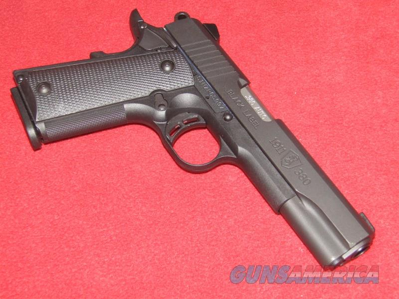 Browning 1911-380 Pistol (.380 ACP)  Guns > Pistols > Browning Pistols > Other Autos