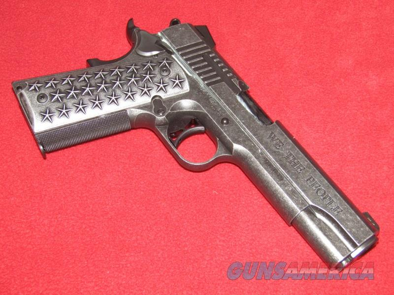 "Sig-Sauer ""We The People"" 1911 Pistol (.45 ACP)  Guns > Pistols > Sig - Sauer/Sigarms Pistols > 1911"