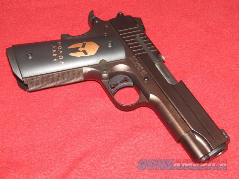 Sig-Sauer Spartan 1911 Pistol (.45 ACP)  Guns > Pistols > Sig - Sauer/Sigarms Pistols > 1911
