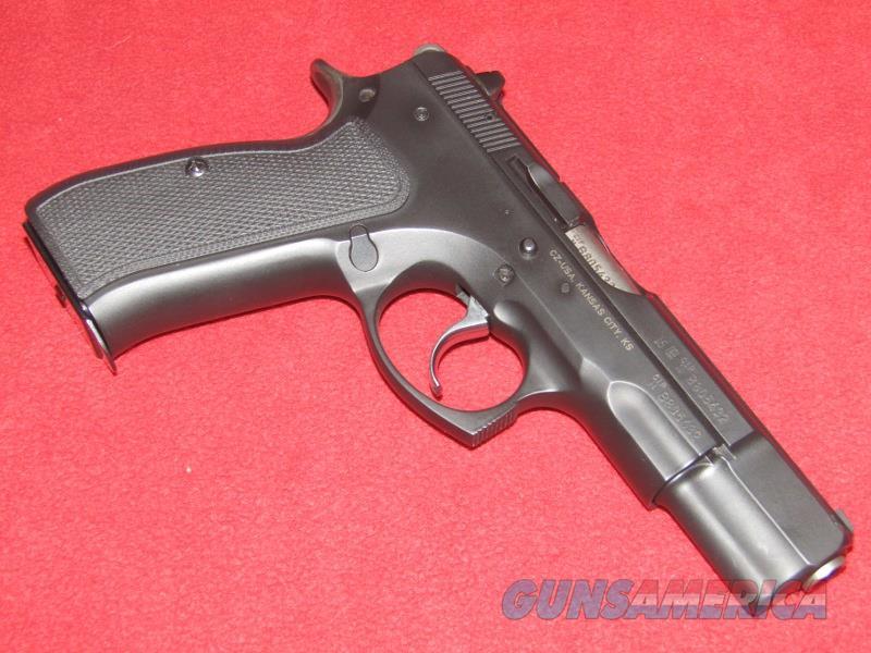 CZ 75B Pistol (9mm)  Guns > Pistols > CZ Pistols