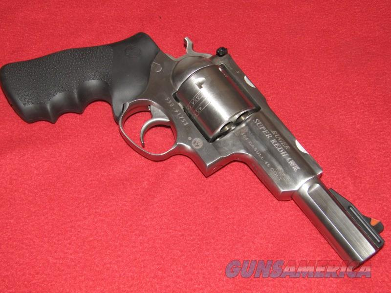 "Ruger Super Redhawk ""Toklat"" Revolver (.454 Casull)  Guns > Pistols > Ruger Double Action Revolver > Redhawk Type"