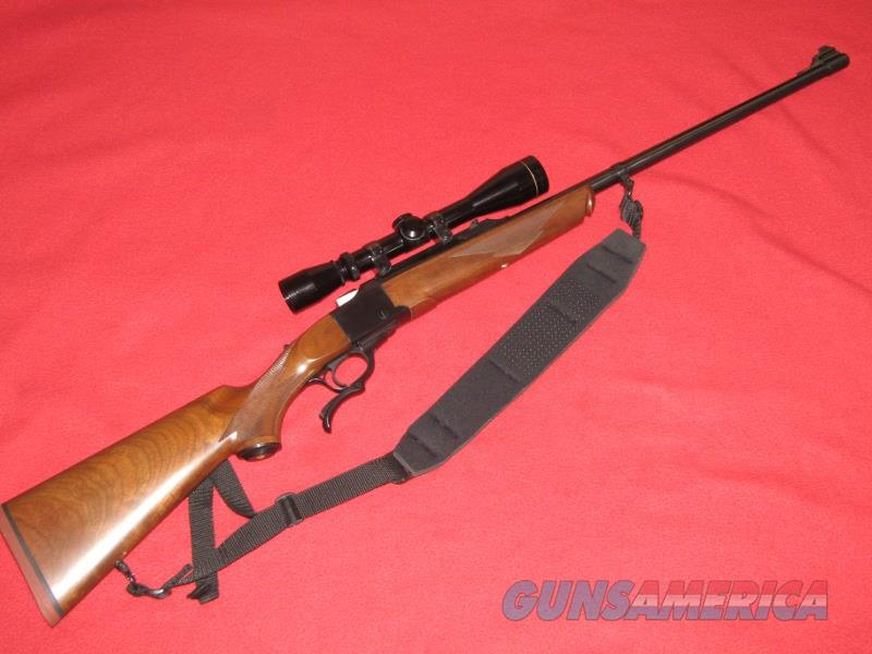 Ruger No. 1 Rifle (.338 Win. Mag.)  Guns > Rifles > Ruger Rifles > #1 Type
