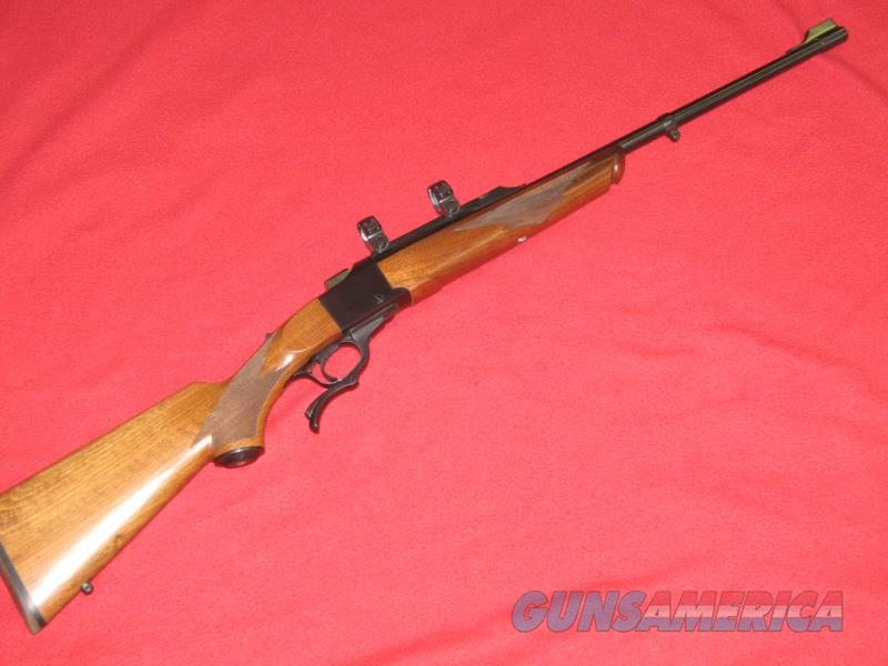 Ruger No.1 Rifle (7 x 57mm)  Guns > Rifles > Ruger Rifles > #1 Type