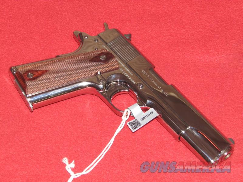 Colt Government Custom 1911 Pistol (.38 Super)  Guns > Pistols > Colt Automatic Pistols (1911 & Var)