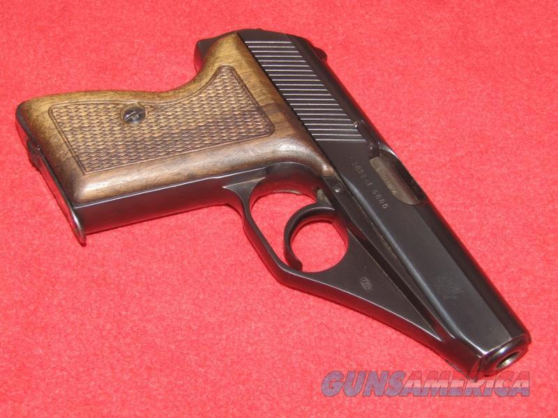 Interarms Mauser HSC American Eagle Edition Pistol (.380 ACP)  Guns > Pistols > Interarms Pistols