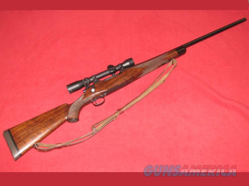 Enfield Custom Rifle (.375 Ackley Improved)  Guns > Rifles > Enfield Rifle