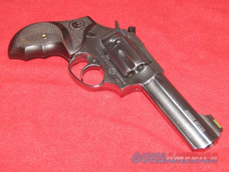 Ruger SP101 Match Revolver (.357 Mag.)  Guns > Pistols > Ruger Double Action Revolver > SP101 Type