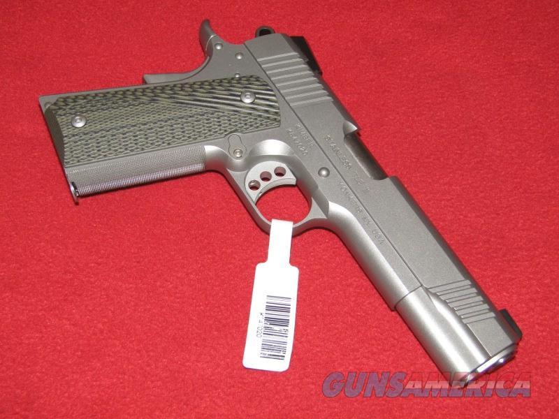 Kimber Stainless TLE II 1911 Pistol (.45 ACP)  Guns > Pistols > Kimber of America Pistols > 1911