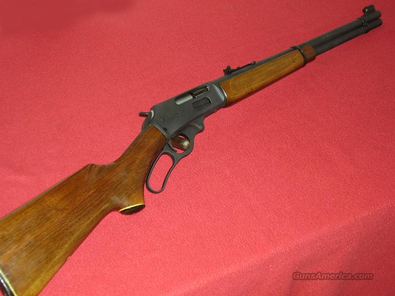 Marlin Model 336 Rifle (.30-30)  Guns > Rifles > Marlin Rifles > Modern > Lever Action