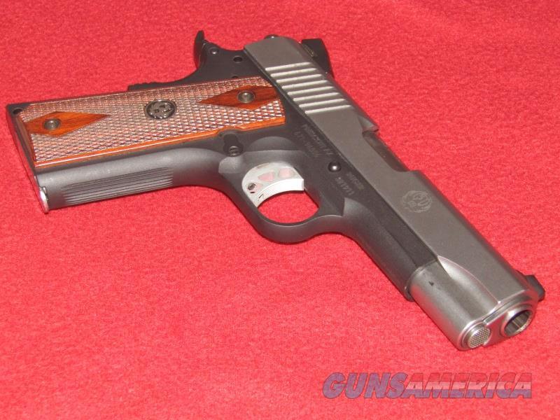 Ruger SR1911 LW Commander Pistol (.45 ACP)  Guns > Pistols > Ruger Semi-Auto Pistols > 1911