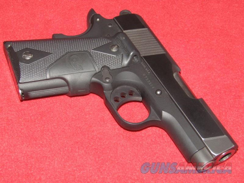Colt New Agent 1911 Pistol (.45 ACP  Guns > Pistols > Colt Automatic Pistols (1911 & Var)