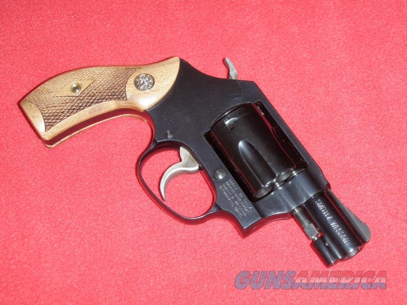 S&W 36-10 Revolver (.38 Special)  Guns > Pistols > Smith & Wesson Revolvers > Pocket Pistols