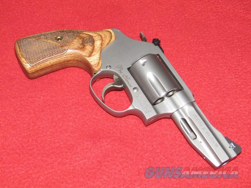 S&W 60-15 Pro Series Revolver (.357 Mag.)  Guns > Pistols > Smith & Wesson Revolvers > Small Frame ( J )