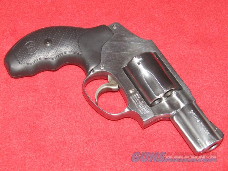 S&W 640-3 Revolver (.357 mag.)  Guns > Pistols > Smith & Wesson Revolvers > Small Frame ( J )
