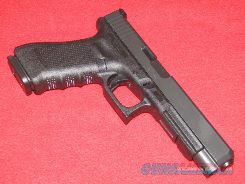 Glock 34 Gen 4 M.O.S. Pistol (9mm)  Guns > Pistols > Glock Pistols > 34