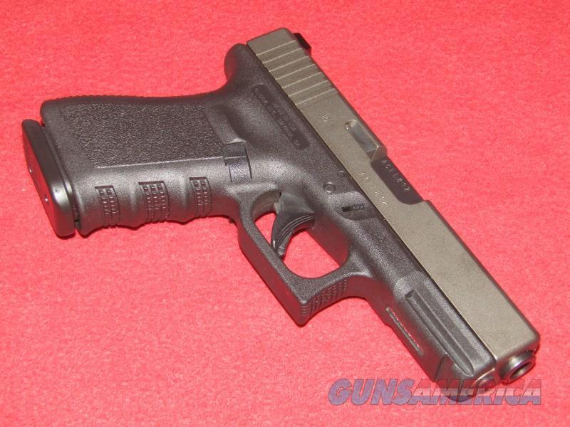 Glock 19 Gen 3 Pistol (9mm)  Guns > Pistols > Glock Pistols > 19/19X