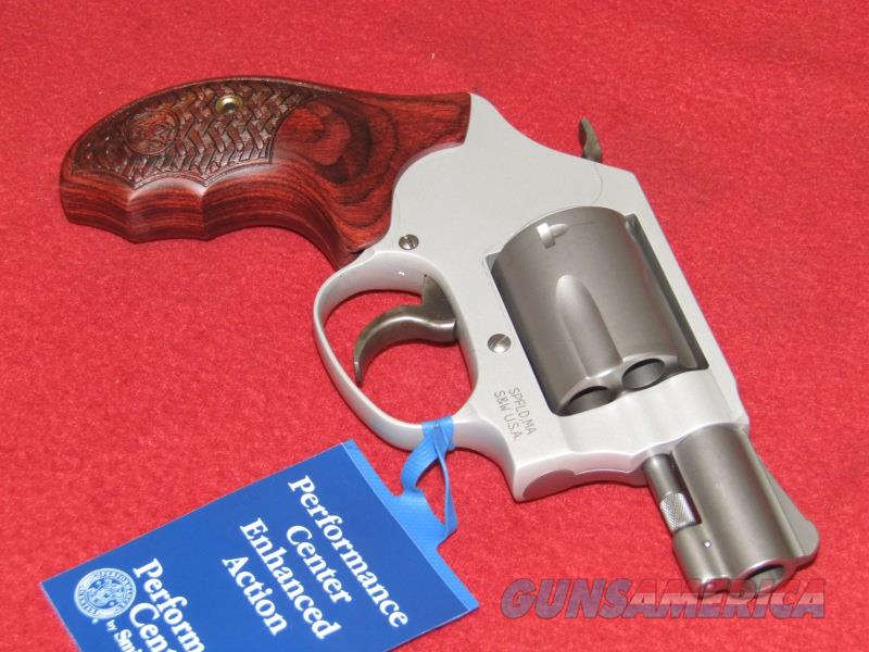 S&W 637-2 Revolver (38 Special)  Guns > Pistols > Smith & Wesson Revolvers > Small Frame ( J )