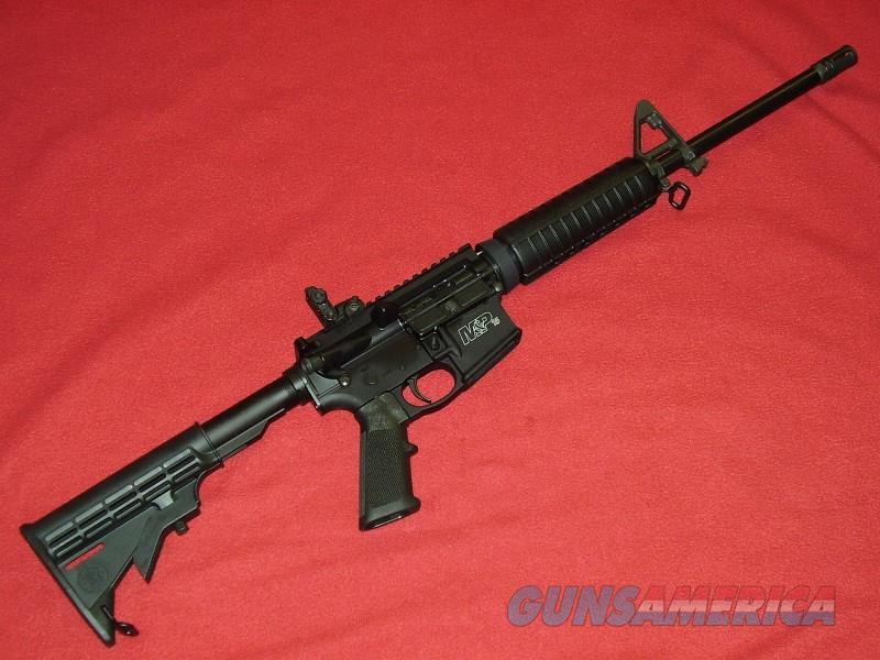 S&W M&P-15 Sport II Rifle (5.56mm)  Guns > Rifles > Smith & Wesson Rifles > M&P
