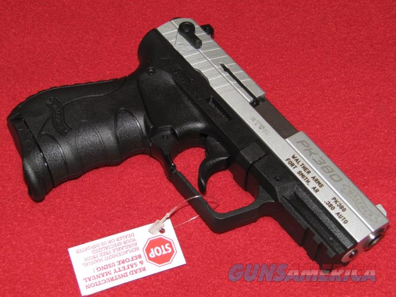 Walther PK380 Pistol (.380 ACP)  Guns > Pistols > Walther Pistols > Post WWII > PK380