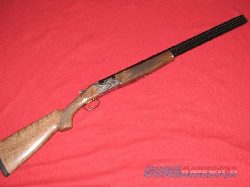 Beretta 686 Silver Pigeon Shotgun (12 Ga.)  Guns > Shotguns > Beretta Shotguns > O/U > Hunting