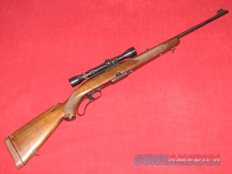 Winchester 88 Rifle (.308 Win.)  Guns > Rifles > Winchester Rifles - Modern Lever > Other Lever > Pre-64