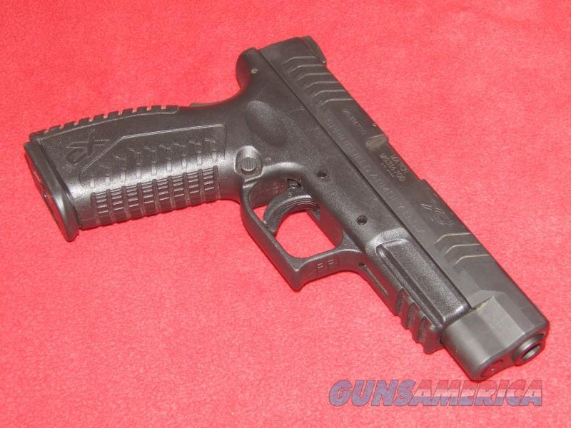 Springfield XDM-40 Pistol (.40 S&W)  Guns > Pistols > Springfield Armory Pistols > XD-M