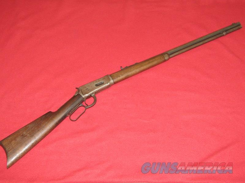 Winchester 1894 Rifle (.32 W.S.)  Guns > Rifles > Winchester Rifles - Modern Lever > Model 94 > Pre-64