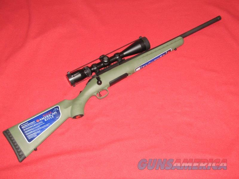 Ruger American Predator Vortex Combo Rifle (.308 Win.)  Guns > Rifles > Ruger Rifles > American Rifle