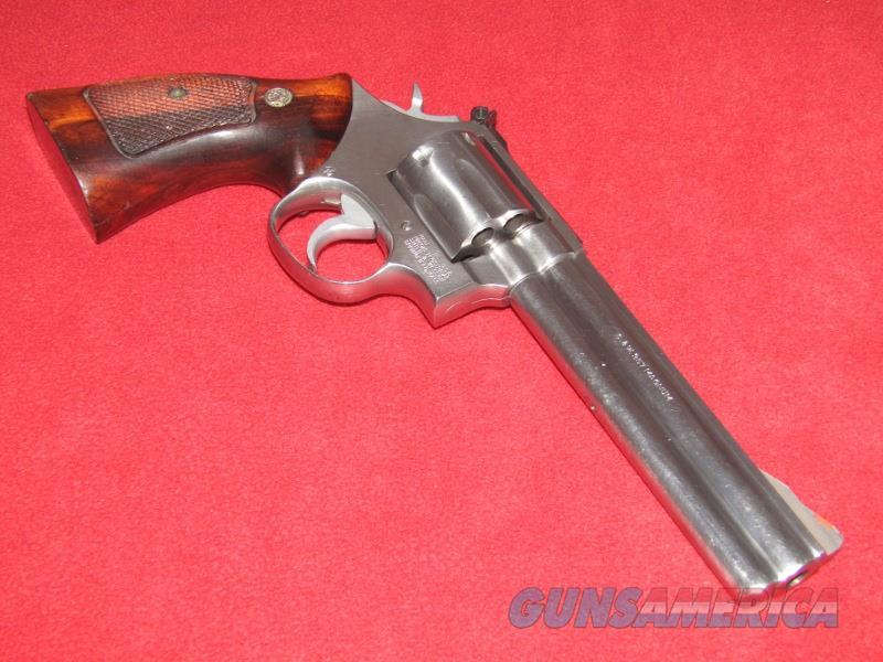 S&W 686 Revolver (.357 Mag.)  Guns > Pistols > Smith & Wesson Revolvers > Med. Frame ( K/L )