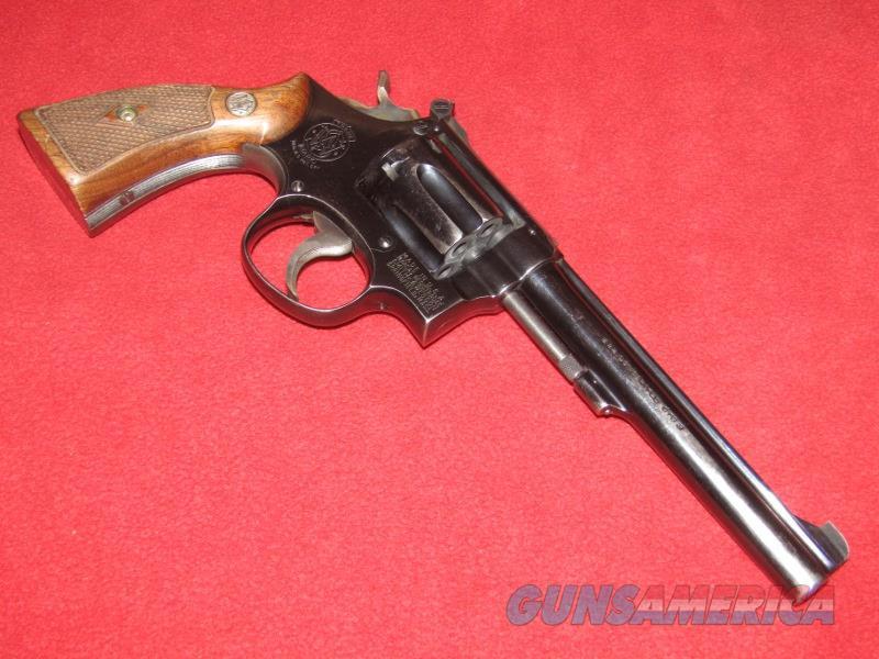 S&W K-22 Revolver (.22 LR)  Guns > Pistols > Smith & Wesson Revolvers > Med. Frame ( K/L )