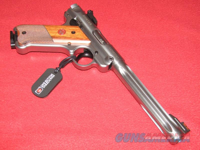 Ruger MK IV Competition Pistol (.22 LR)  Guns > Pistols > Ruger Semi-Auto Pistols > Mark I/II/III/IV Family