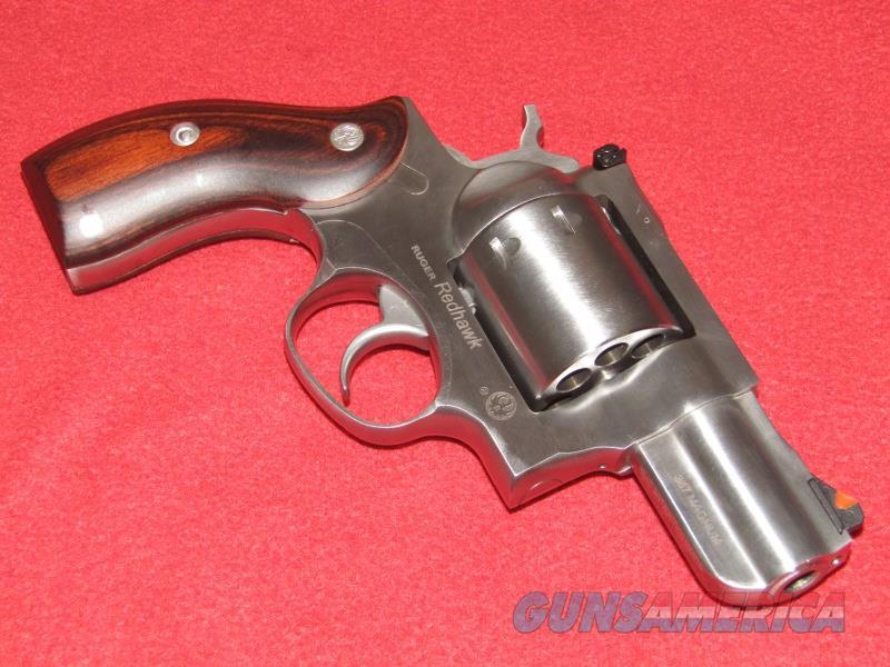 Ruger Redhawk Revolver (.357 Mag.)  Guns > Pistols > Ruger Double Action Revolver > Redhawk Type