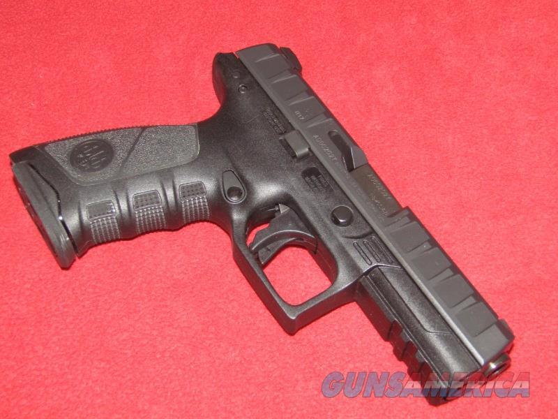 Beretta APX Pistol (.40 S&W)  Guns > Pistols > Beretta Pistols > Polymer Frame