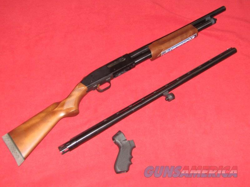 Mossberg 500 Combo Shotgun (12 Ga.)  Guns > Shotguns > Mossberg Shotguns > Pump > Sporting