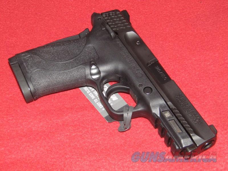 S&W M&P 380 Shield Pistol (.380 ACP)  Guns > Pistols > Smith & Wesson Pistols - Autos > Polymer Frame