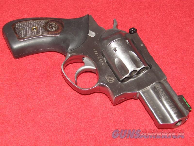 Ruger GP100 Revolver (.357 Mag.)  Guns > Pistols > Ruger Double Action Revolver > GP100