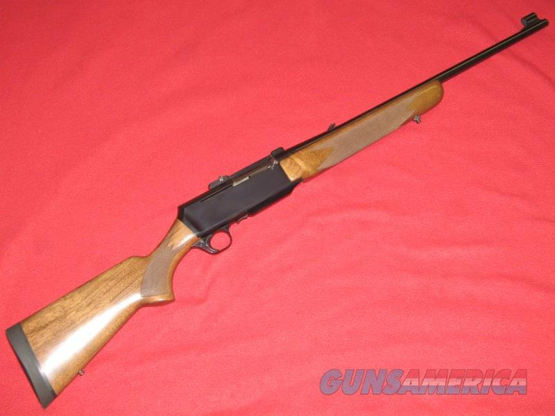 Browning BAR Rifle (.30-06)  Guns > Rifles > Browning Rifles > Semi Auto > Hunting