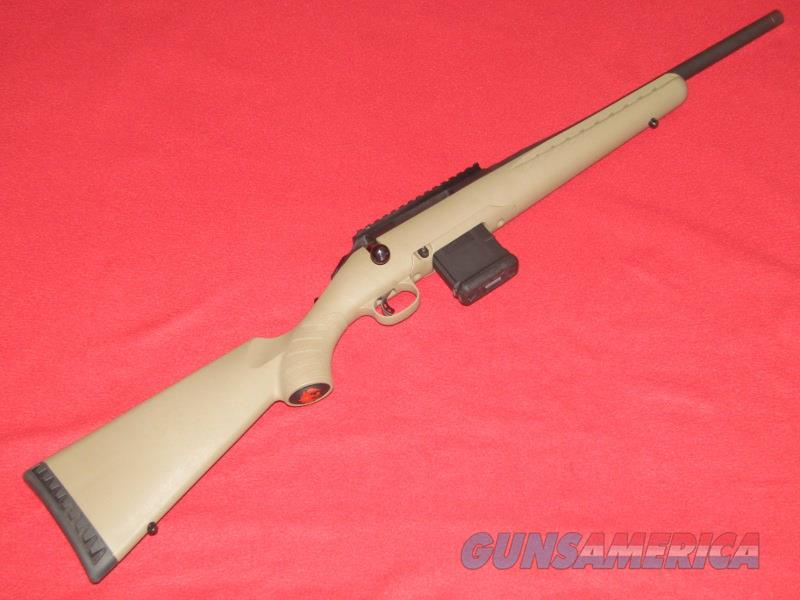 Ruger American Ranch Rifle (5.56mm)  Guns > Rifles > Ruger Rifles > American Rifle