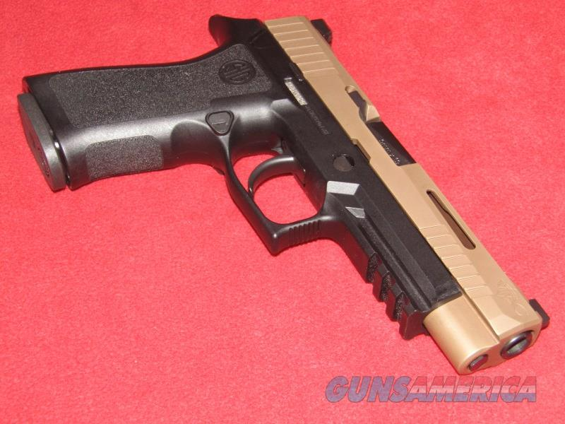 Sig-Sauer P320 X-VTAC Pistol (9mm)  Guns > Pistols > Sig - Sauer/Sigarms Pistols > P320
