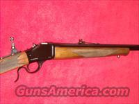 Winchester 1885  .38-55  Guns > Rifles > Winchester Rifles - Modern Bolt/Auto/Single > Single Shot